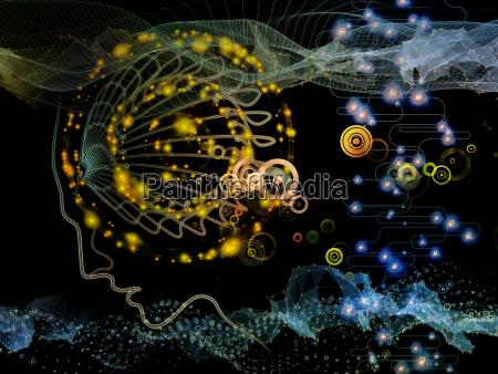 machine consciousness backdrop
