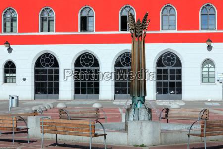 the aehrenbrunnen in erding
