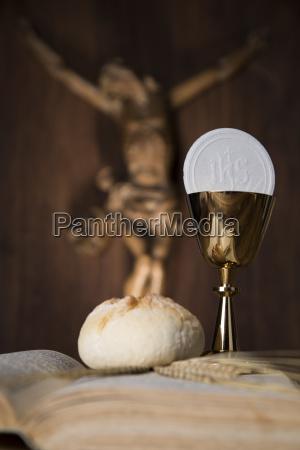 symbolchristlichkeit religion kommunionhintergrund