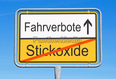 fahrverbote anstatt stickoxide