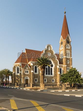 afrika namibia windhoek christ church