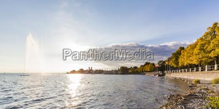 germany baden wuerttemberg friedrichshafen lake constance