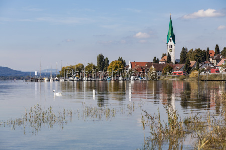 germany baden wuerttemberg lake constance lake