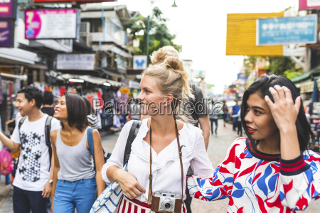 thailand bangkok khao san road group