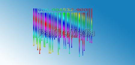 verkaufen fluessig farbe model entwurf konzept