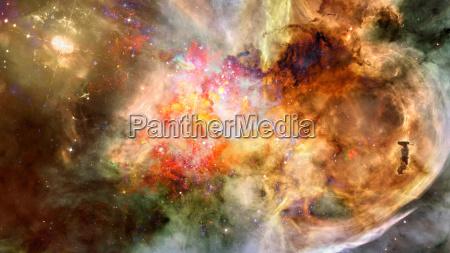 rummet univers kosmos nat nattetid verdensrum