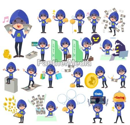 blauer parker hacker menmoney