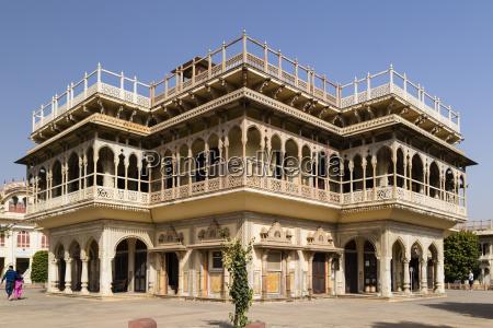mubarak mahal city palace jaipur the