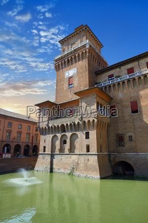 castello estense or castello di san
