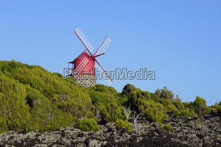 windmill sao joao windmuehle
