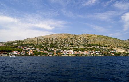 adria seget vranjica mitteldalmatien kroatien