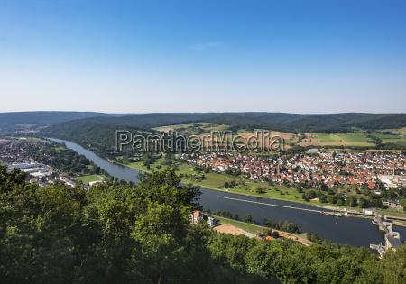main with roellfeld and trennfurt view