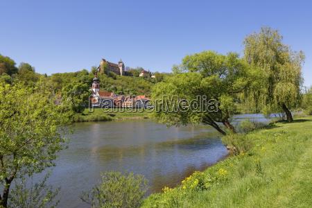 rothenfels castle rothenfels main spessart main