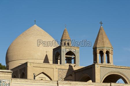 vank kathedrale armenisch apostolische kirche kuppel