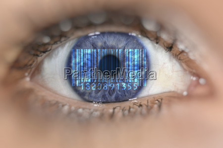 studio photography closeup electronics engineering eye