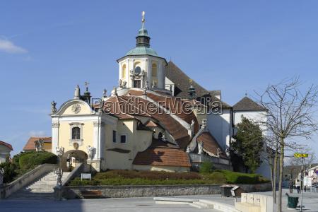 bergkirche haydnkirche eisenstadt burgenland austria europe