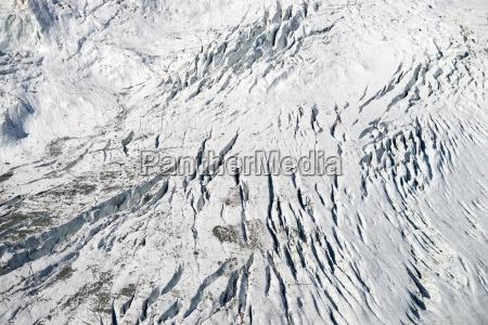 die pasterze der gletscher des grossglockners