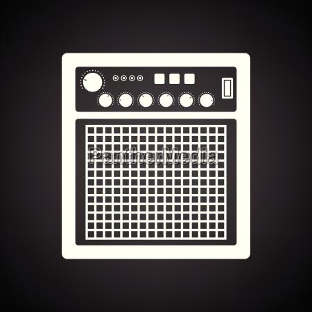 audio monitor icon