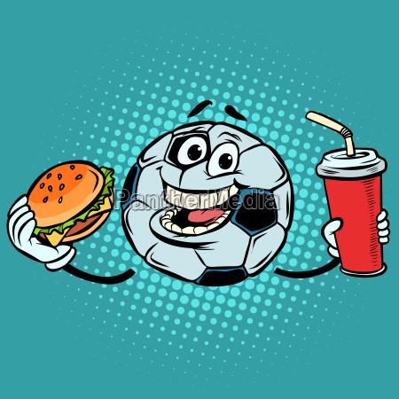 brechen sie das spiel fast food