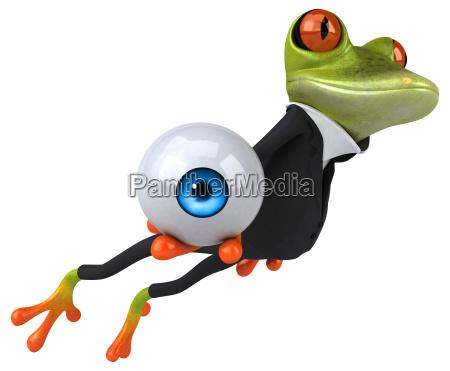 umwelt tier amphibie zaehne zahnarzt auge