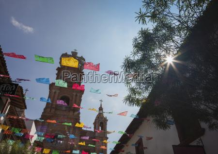 die kirche unserer dame von guadalupe
