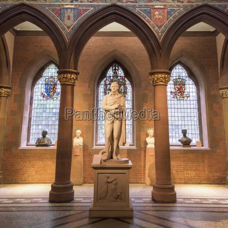 scottish national portrait gallery edinburgh scotland