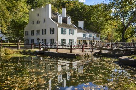 great falls tavern visitor center chesapeake