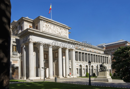 prado museum of art madrid spain