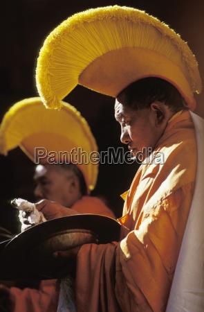 cultural ritual tengboche monastery khumbu region