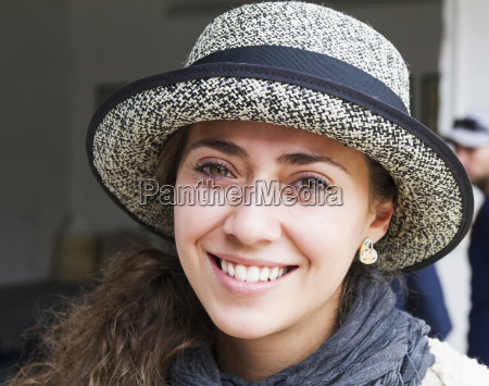 woman at the homero ortega panama