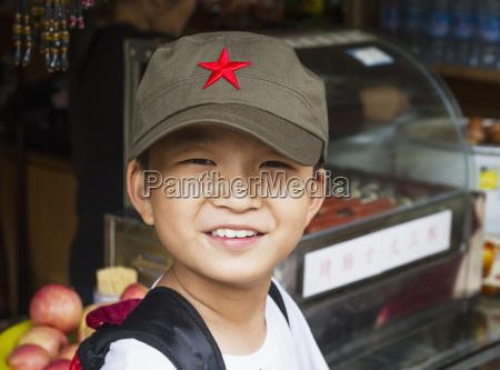 junge, mount, huangshan, anhui, china - 25406224