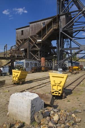 orphan, girl, mine, world, museum, of, mining, butte, montana, usa - 25407988