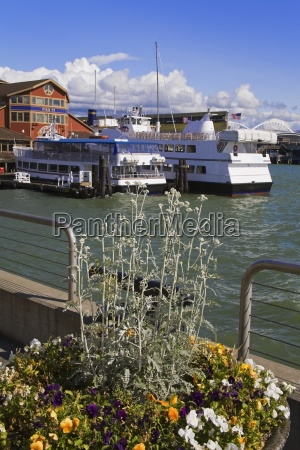 tour boats at pier 55 seattle