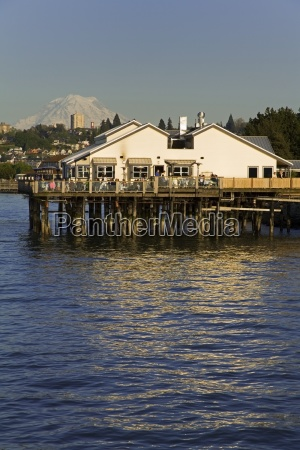waterfront restaurant tacoma washington state usa