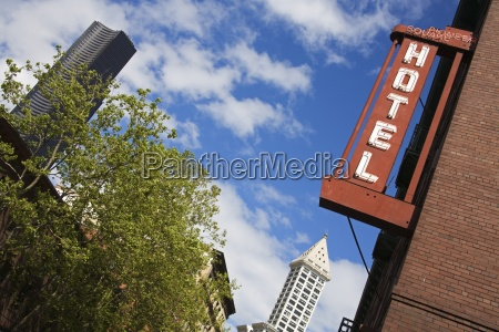 historic pioneer square hotel seattle washington