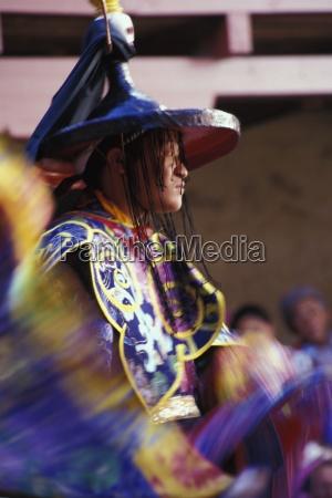 traditionen feiern kloster tengboche region khumbu