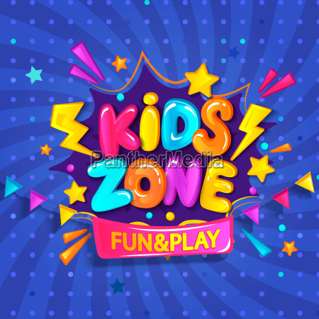 super banner for kids zone