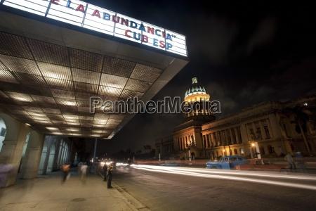 payret movie theatre and capitolio in