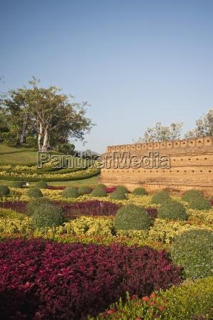 rajapreuk gardens chiang mai thailand