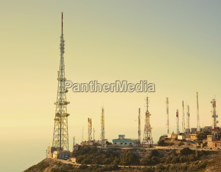 kommunikationsmasten costa del sol mijas malaga