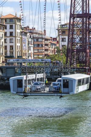 vizcaya bridge the first mechanical transporter