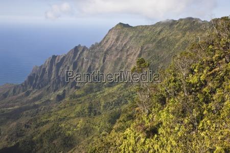 hawaii united states of america kalalau