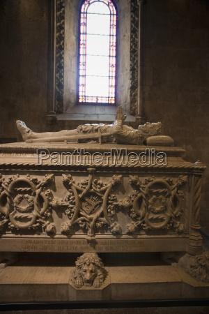 tomb of vasco da gama lisbon