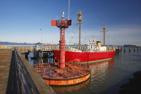 lightship columbia and columbia river maritime