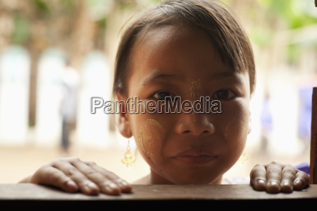 karen fluechtlingskind im fluechtlingslager mae la
