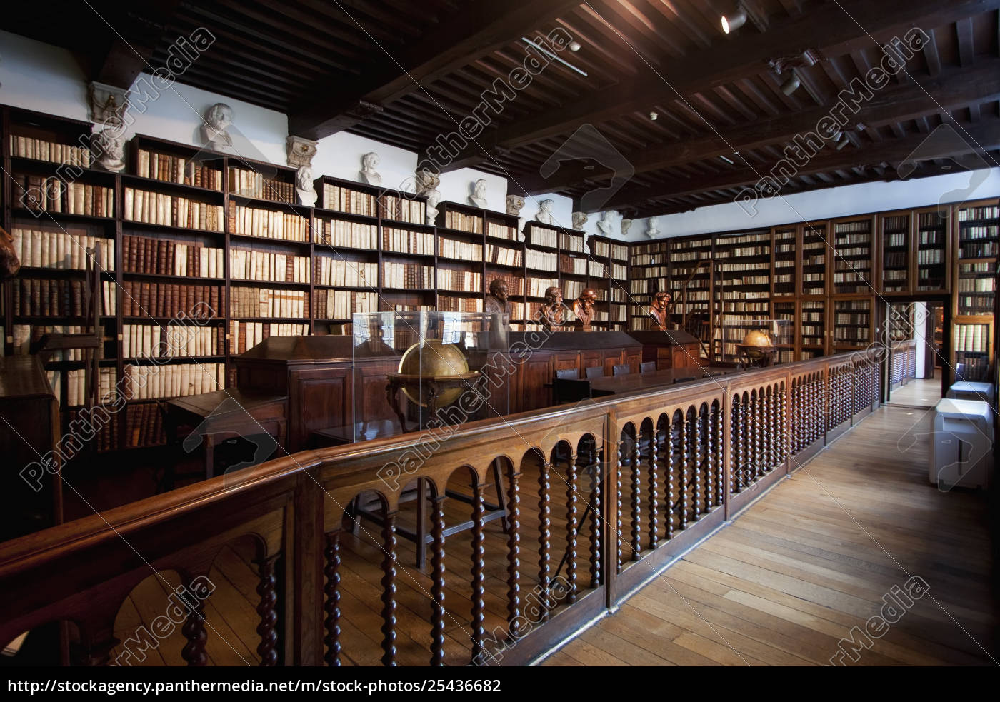 the, great, library, , furnished, by, balthasar - 25436682