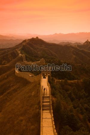 china jinshanling the great wall of