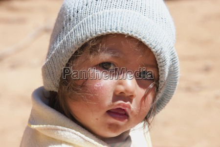 girl jatun yampara indigenous community chuquisaca