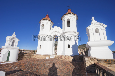 roof and bell tower of the