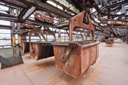 fahrt reisen beruehmt industrie industriell verkehr